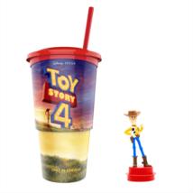 Toy Story 4 pohár és Woody topper