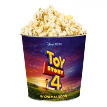 Toy Story 4 dombornyomott popcorn vödör
