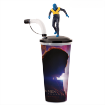 X-Men: Sötét Főnix pohár és Beast topper