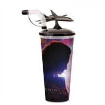 X-Men: Sötét Főnix pohár és űrhajó topper