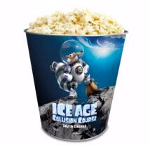 Jégkorszak - A nagy bumm fém popcorn vödör