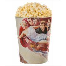 Klasszikus filmsztárok popcorn vödör