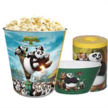 Kung Fu Panda 3 szett