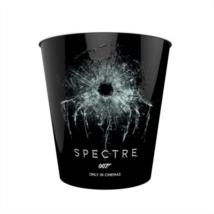 007 Spectre - A Fantom visszatér dombornyomott popcorn vödör