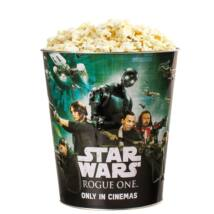 Zsivány Egyes: Egy Star Wars történet fém popcorn vödör - Lázadók