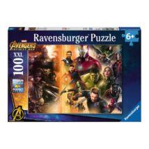 Bosszúállók: Végtelen háború 100 darabos XXL puzzle