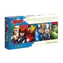 Bosszúállók panoráma puzzle 1000 darabos