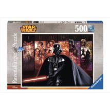 Star Wars Univerzum puzzle I. - VI. Epizód 500 darabos