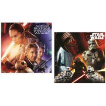 Star Wars: Az ébredő Erő kétoldalas párnahuzat