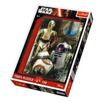 Star Wars: Droidok 160 db-os puzzle