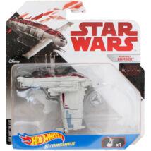 Hot Wheels - Star Wars: Ellenállás Bombázó csillaghajó