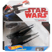 Hot Wheels - Star Wars: Kylo Ren TIE Silencer csillaghajója