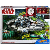 Hot Wheels - Star Wars: Millennium Falcon játékszett