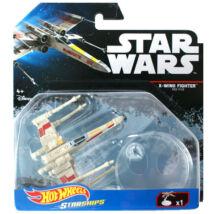 Hot Wheels - Star Wars X-szárnyú vadászgép modell