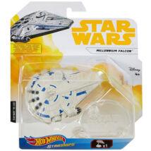 Hot Wheels - Star Wars Millennium Falcon csillaghajó