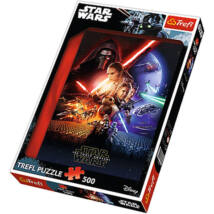 Star Wars: Az ébredő Erő 500db-os puzzle