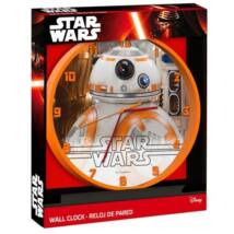 Star Wars: Az ébredő Erő BB8 kerek falióra