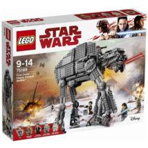 LEGO® Star Wars™ - Első rendi nehéz támadó lépegető (75189)