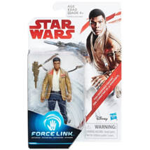 Star Wars: Az utolsó Jedik -  Finn Force Link figura