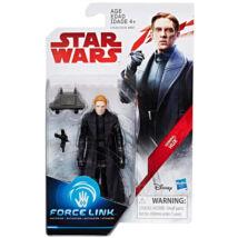 Star Wars: Az utolsó Jedik - General Hux Force Link figura