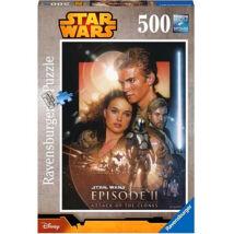 Star Wars: A klónok támadása 500db-os puzzle