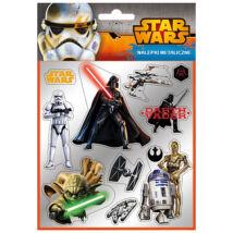 Star Wars metál matrica szett