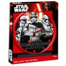 Star Wars: Az ébredő Erő Rohamosztagos kerek falióra