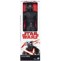 Star Wars: Az utolsó Jedik - Kylo Ren figura Hero Series