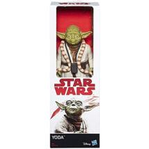 Star Wars: Az utolsó Jedik - Yoda figura Hero Series