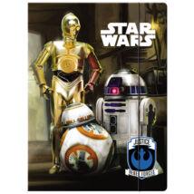 Star Wars: Az ébredő Erő gumis mappa A/4 - Droidok