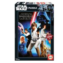 Star Wars: Egy új remény puzzle - 1500 darabos