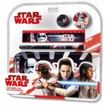 Star Wars: Az utolsó Jedik fém tolltartó szett