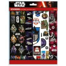 Star Wars matrica szett - 5 íves csomag