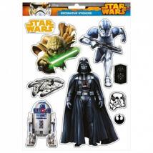 Star Wars óriás matrica szett két változatban