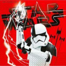 Star Wars két rétegű papírszalvéta - Rohamosztagos és BB-8