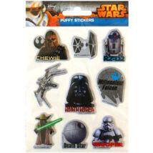 Star Wars pufi matrica szett