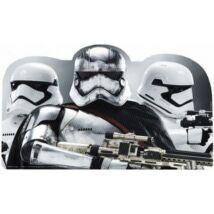 Star Wars tányéralátét 3D-s - Phasma Kapitány és rohamosztagosok