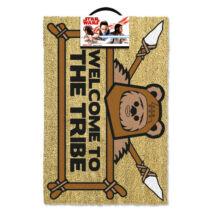 Star Wars lábtörlő - Welcome To The Tribe Ewok