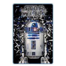 R2-D2 polár takaró, ágytakaró