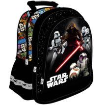 Star Wars: Az ébredő Erő fekete iskolatáska