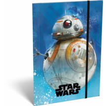 Star Wars gumis mappa A/4 - BB-8
