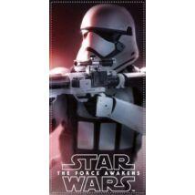 Star Wars: Az ébredő Erő - Rohanosztagos törölköző, fürdőlepedő