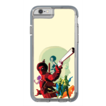Deadpool iPhone telefontok - Retro