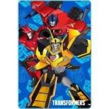 Transformers polár takaró, ágytakaró