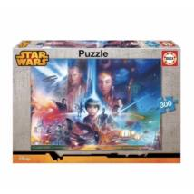 Star Wars: Baljós árnyak puzzle - 300 darabos
