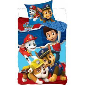Mancs őrjárat gyerek ágyneműhuzat garnitúra - Chase, Rocky, Rubble és Marshall