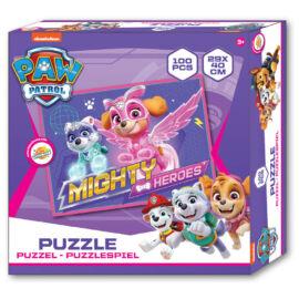 A Mancs őrjárat puzzle 100 db-os