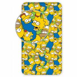 A Simpson család gumis lepedő