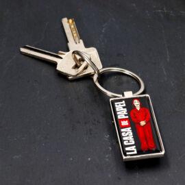 A nagy pénzrablás kulcstartó üvegnyitóval
