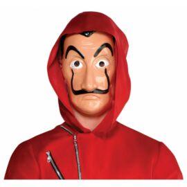 A nagy pénzrablás Salvador Dali maszk